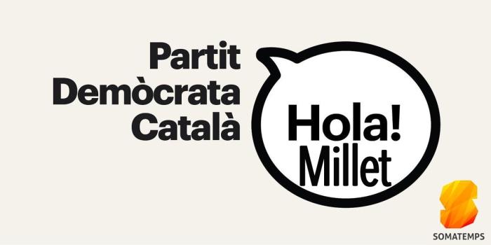 partit democrata catala millet