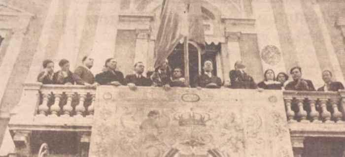 Resultado de imagen de llegada II republica