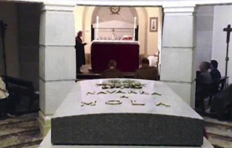 Resultado de imagen de tumba mola